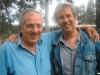 Avec le réalisateur Laurent Levy