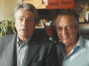 Avec Alain Delon